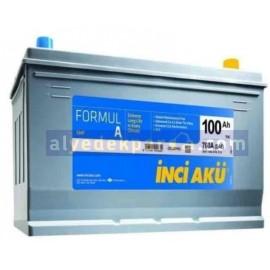 Inci Battery - 100 Ampere Battery