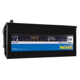Inci Battery - 135 Ampere Battery