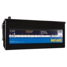 İnci Battery - 240 Ampere Battery